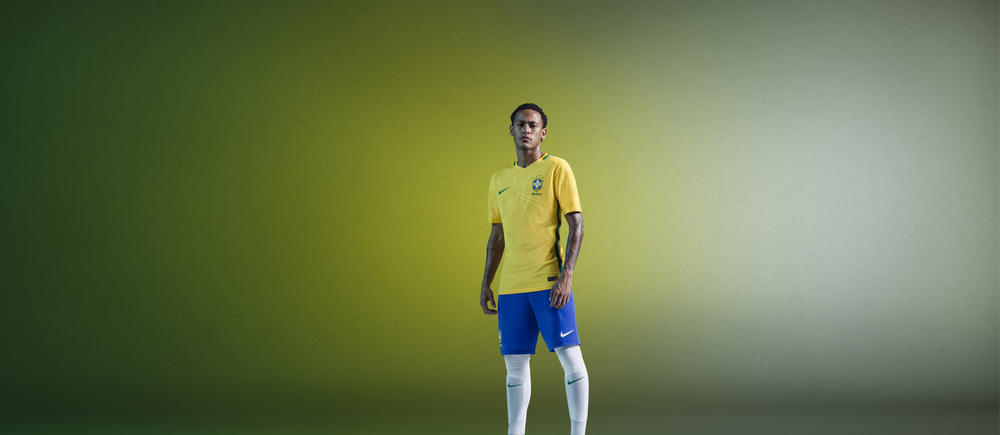 Brasil 2016 National Football Kits