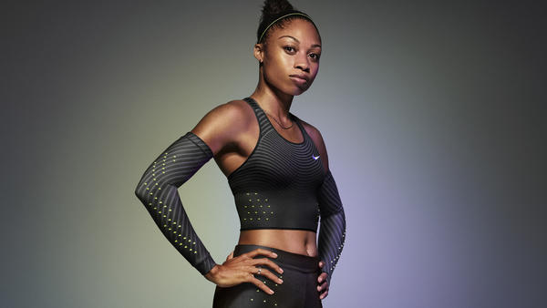 Nike Vapor Track & Field Kits with AeroSwift Technology