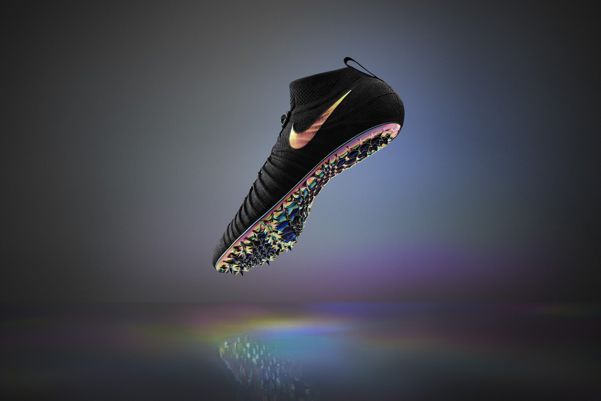 Nike Shoes With Spikes On The Fromt
