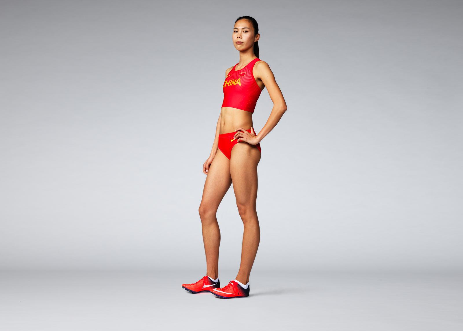 China 2016 Nike Vapor Track & Field Kits - Nike News