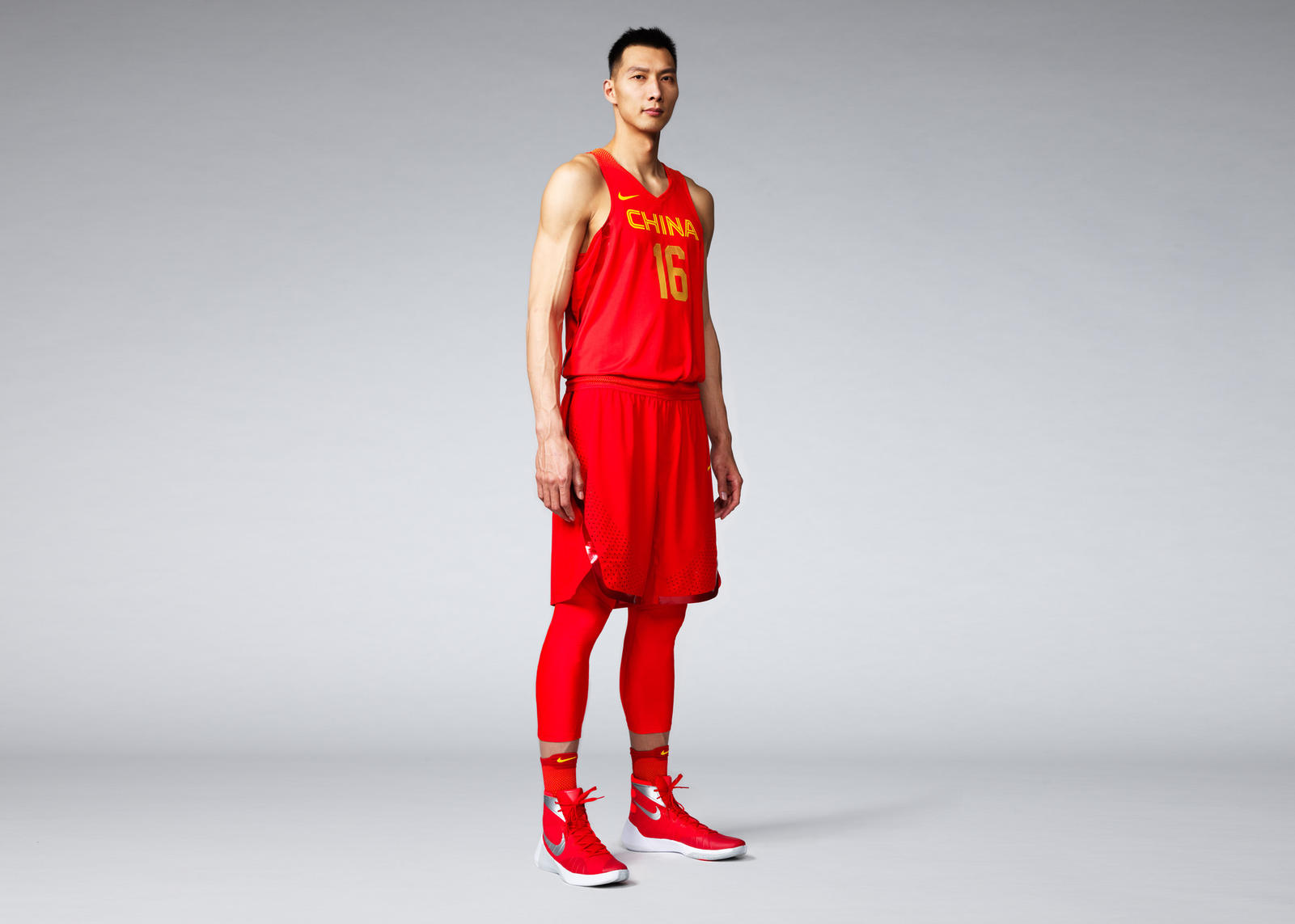 China 2016 Nike Vapor Basketball Uniforms - Nike News