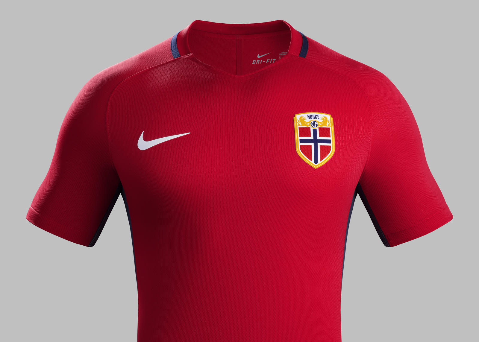 finest selection 23830 2fe3a Norway 2016 National Football Kits - Nike News