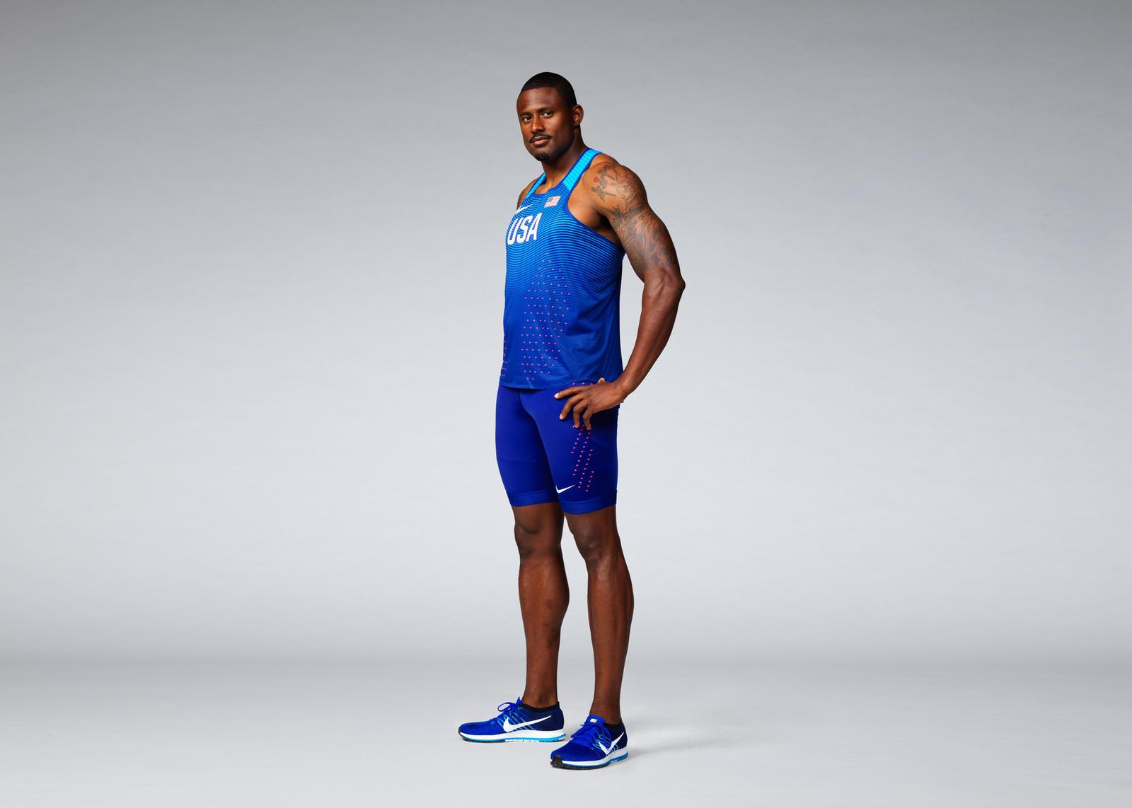 USA 2016 Nike Vapor Track & Field Kits
