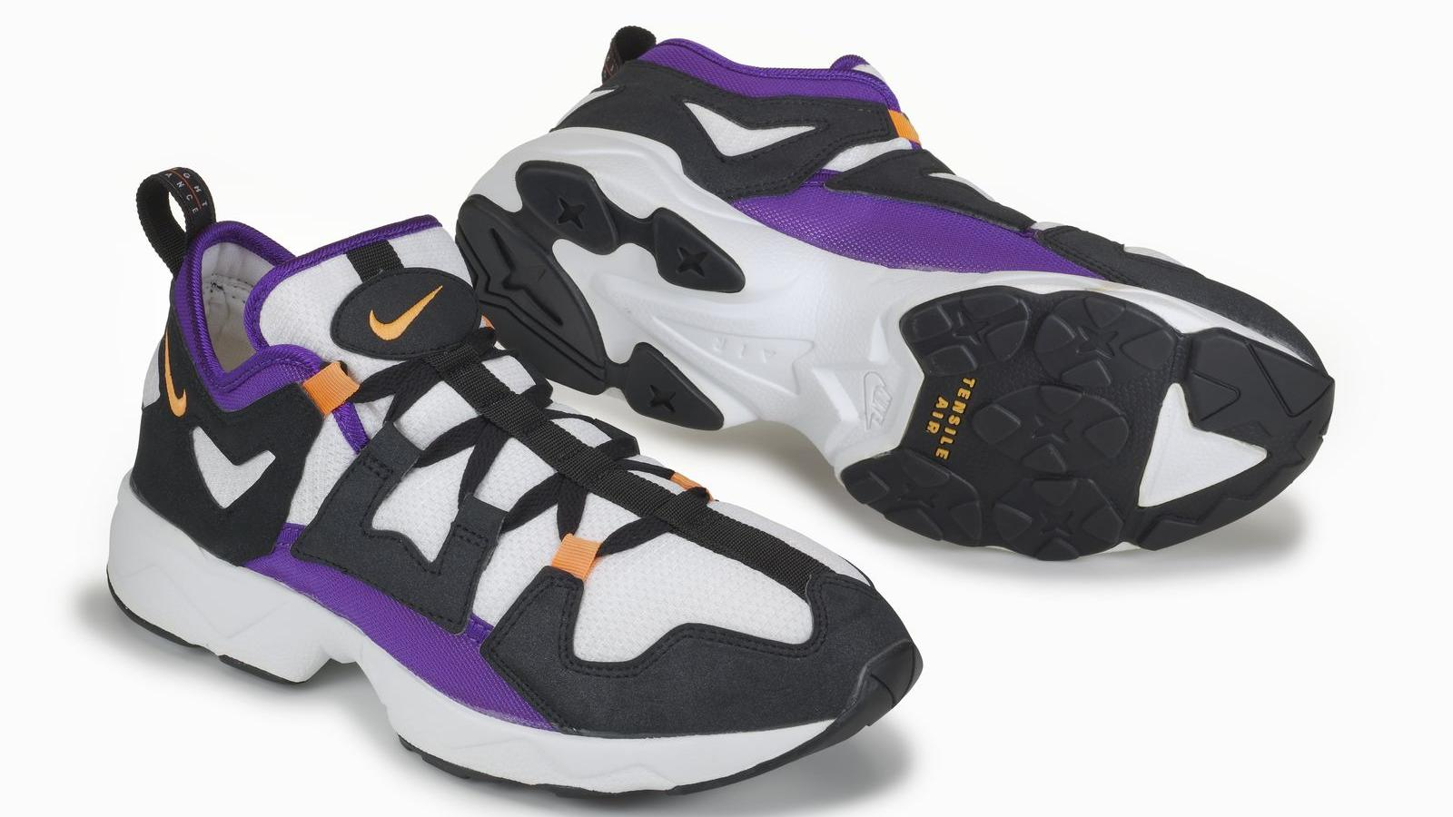 nike air team max zoom basketball shoes 1998 honda