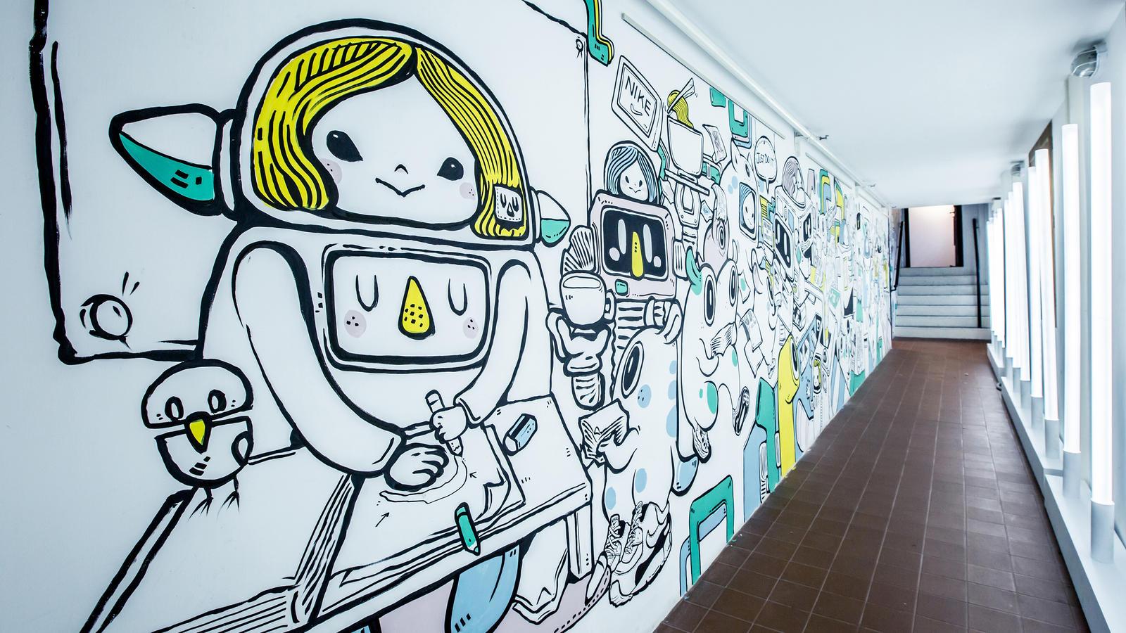 Air Max Con Hong Kong - Art
