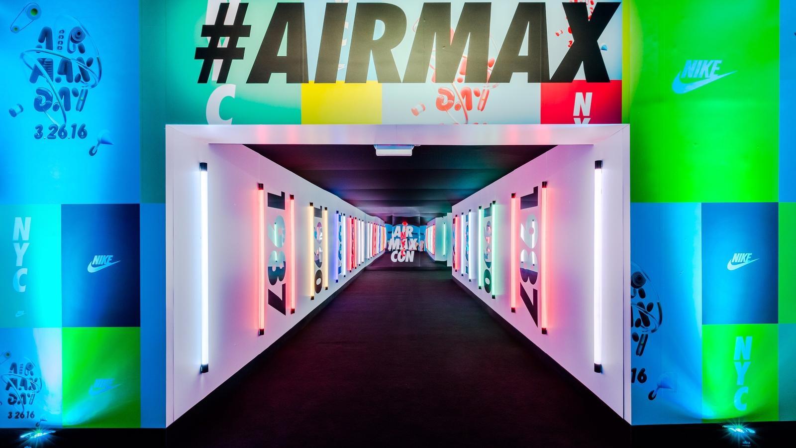 Air Max Con New York