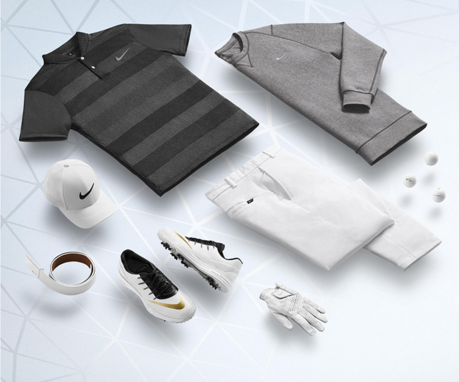 bcc353a0 New Polo Designs Hit the Big Stage - Nike News