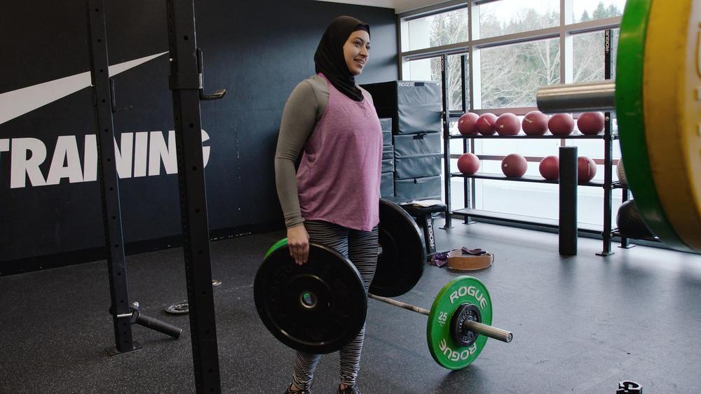 Inner Strength: Amna Al Haddad Raises the Bar