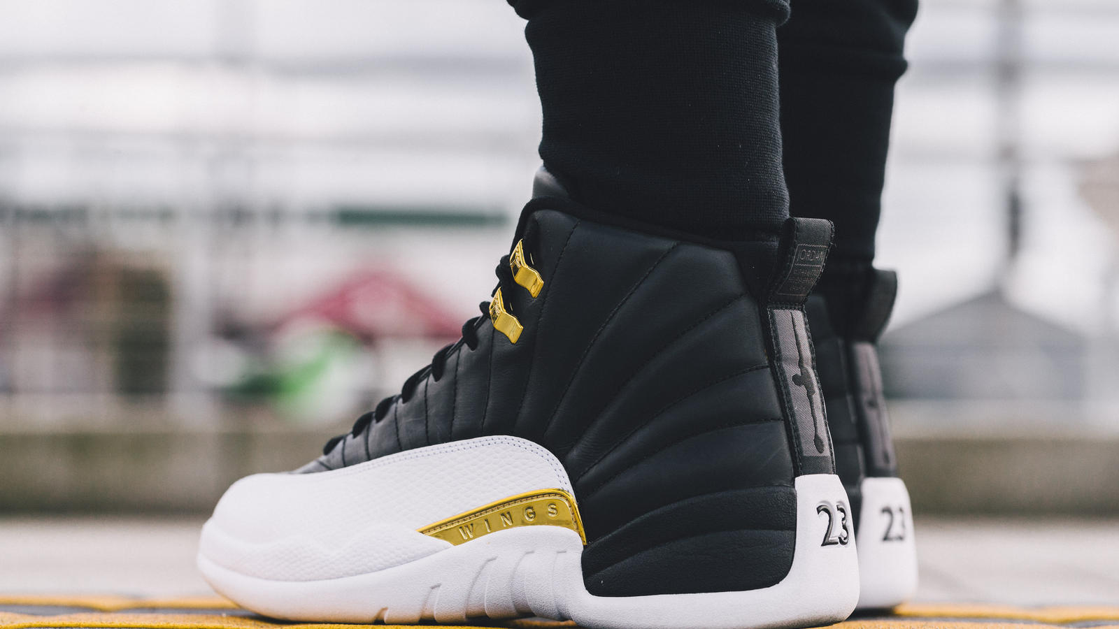 "a7d7f70e8f9 Air Jordan XII ""WINGS"" Launch Proceeds to Support Wings Initiative ..."