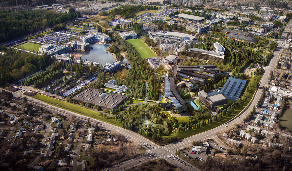NIKE, Inc. Reveals Design for World Headquarters Expansion