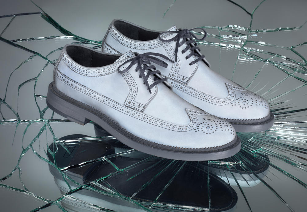 Cole Haan Reflective Wingtips and Penny Loafers