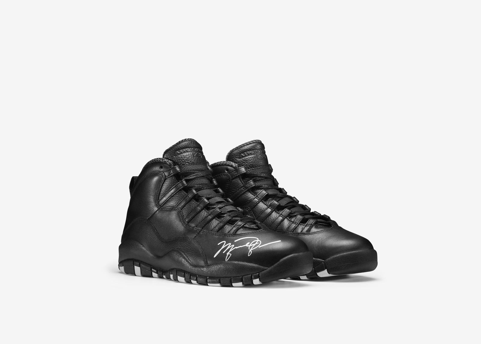 "Grimm Jordan X Black ""Signed"""