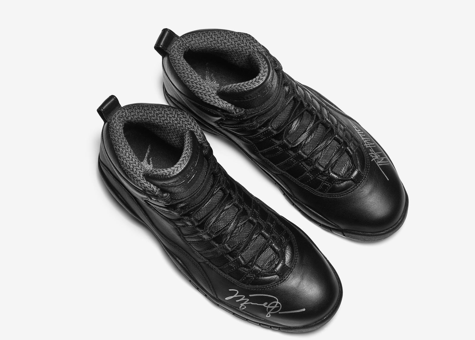 Nike jordan x auction m sz10 top rectangle 1600