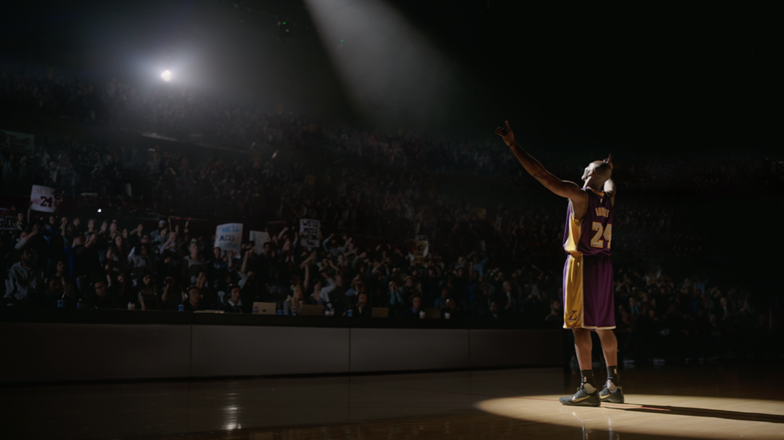 The Conductor: Nike Salutes Kobe's