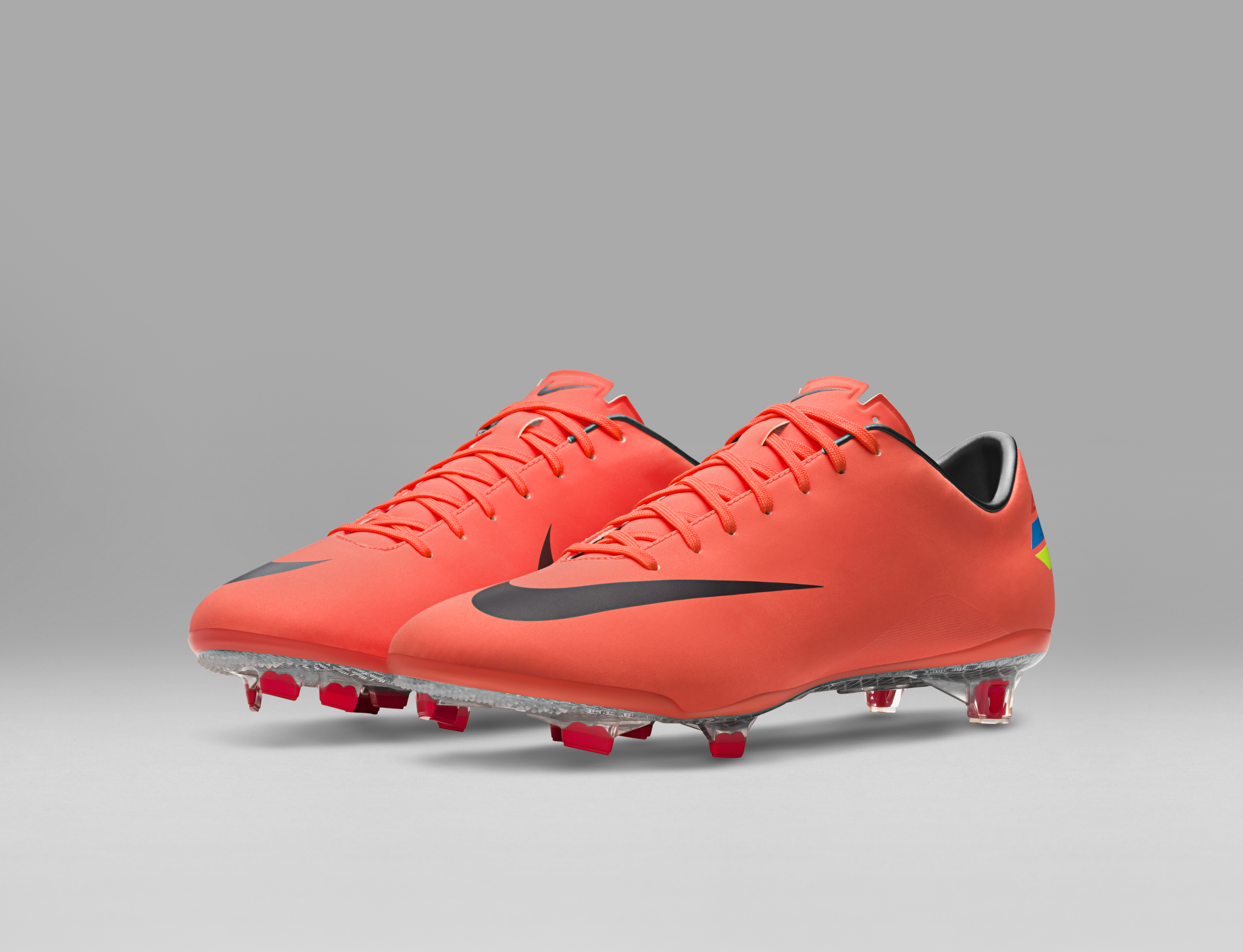 red nike workout shoes nike superfly soccer shoes