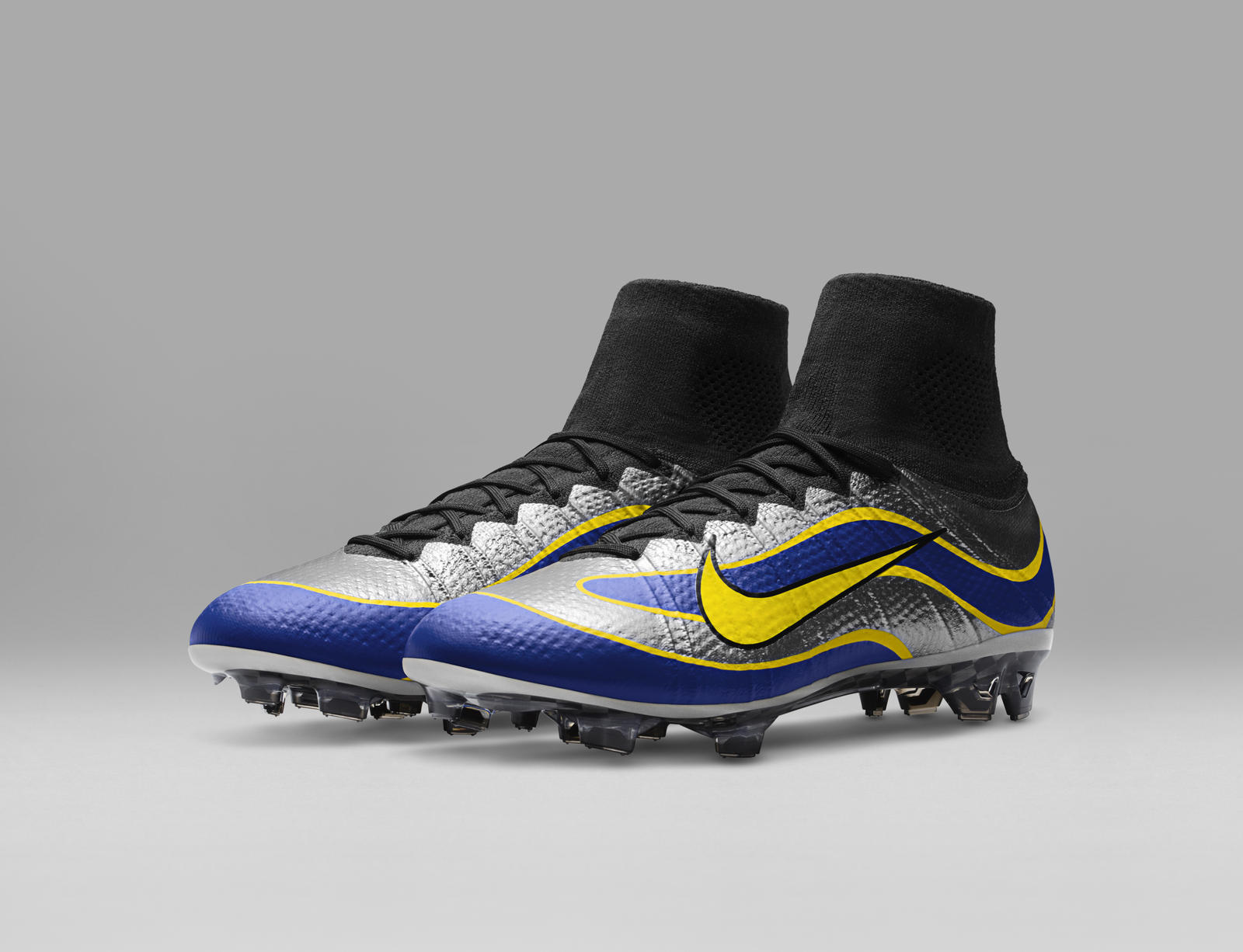 Nike Id Custom Football Shoes