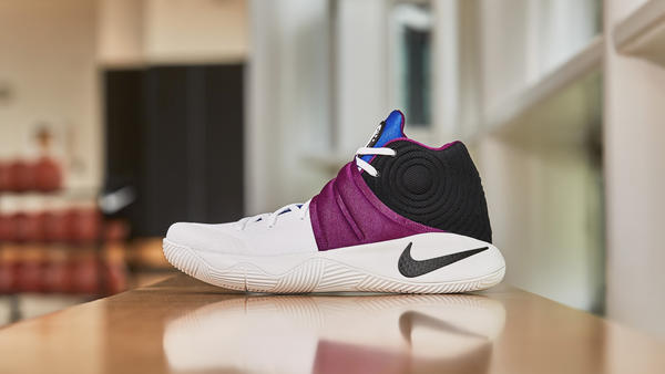 best loved 8262a 368d3 spain nike kyrie 2 white pink 7df09 91c71