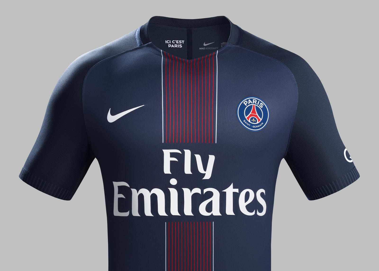 buy popular cc28d 20cba Paris Saint-Germain Home Kit 2016-17 - Nike News