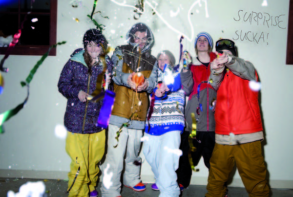Nike 6.0 Holiday 2011 Outerwear Lookbook