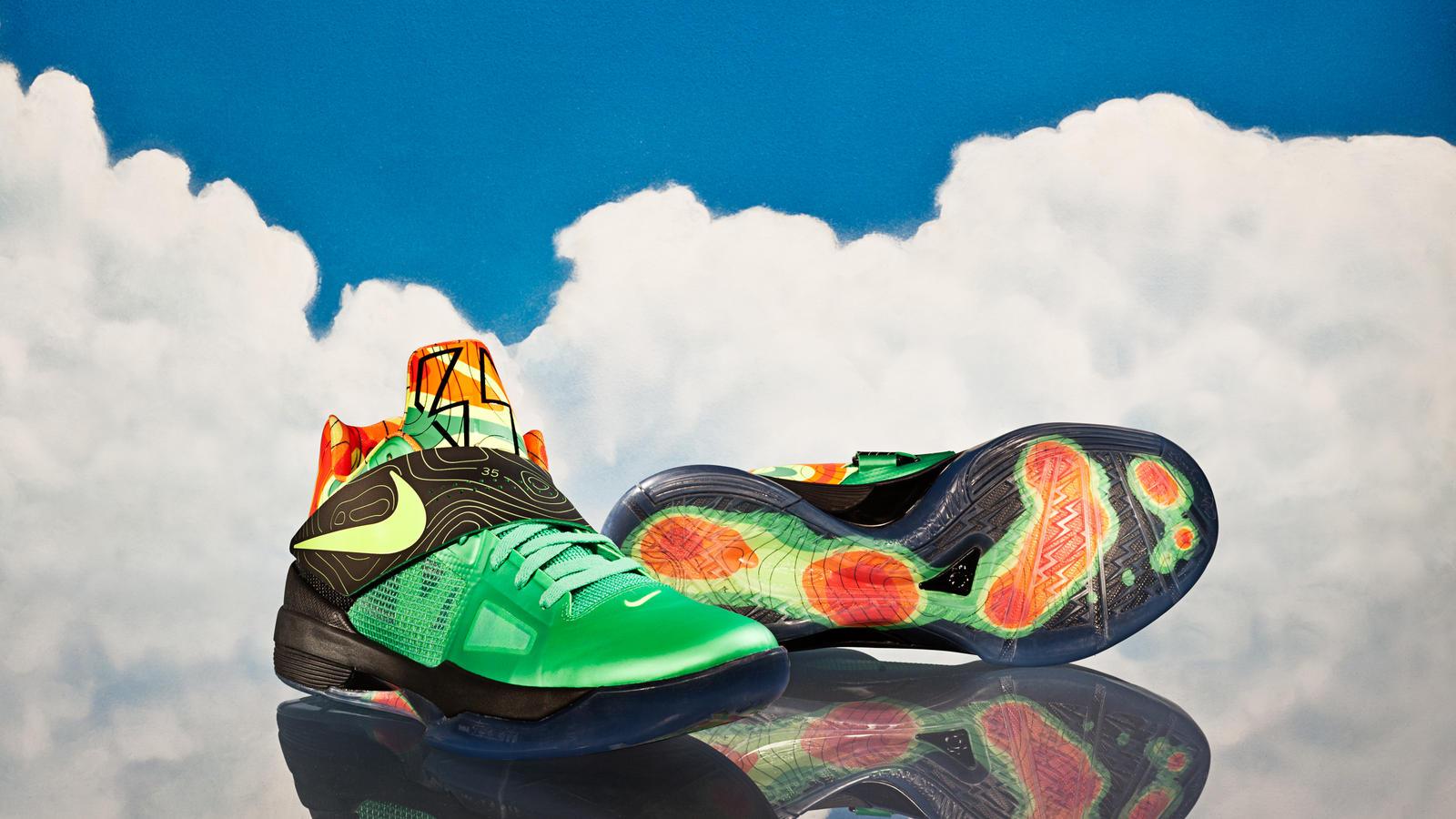 Nike Zoom KDIV Weatherman