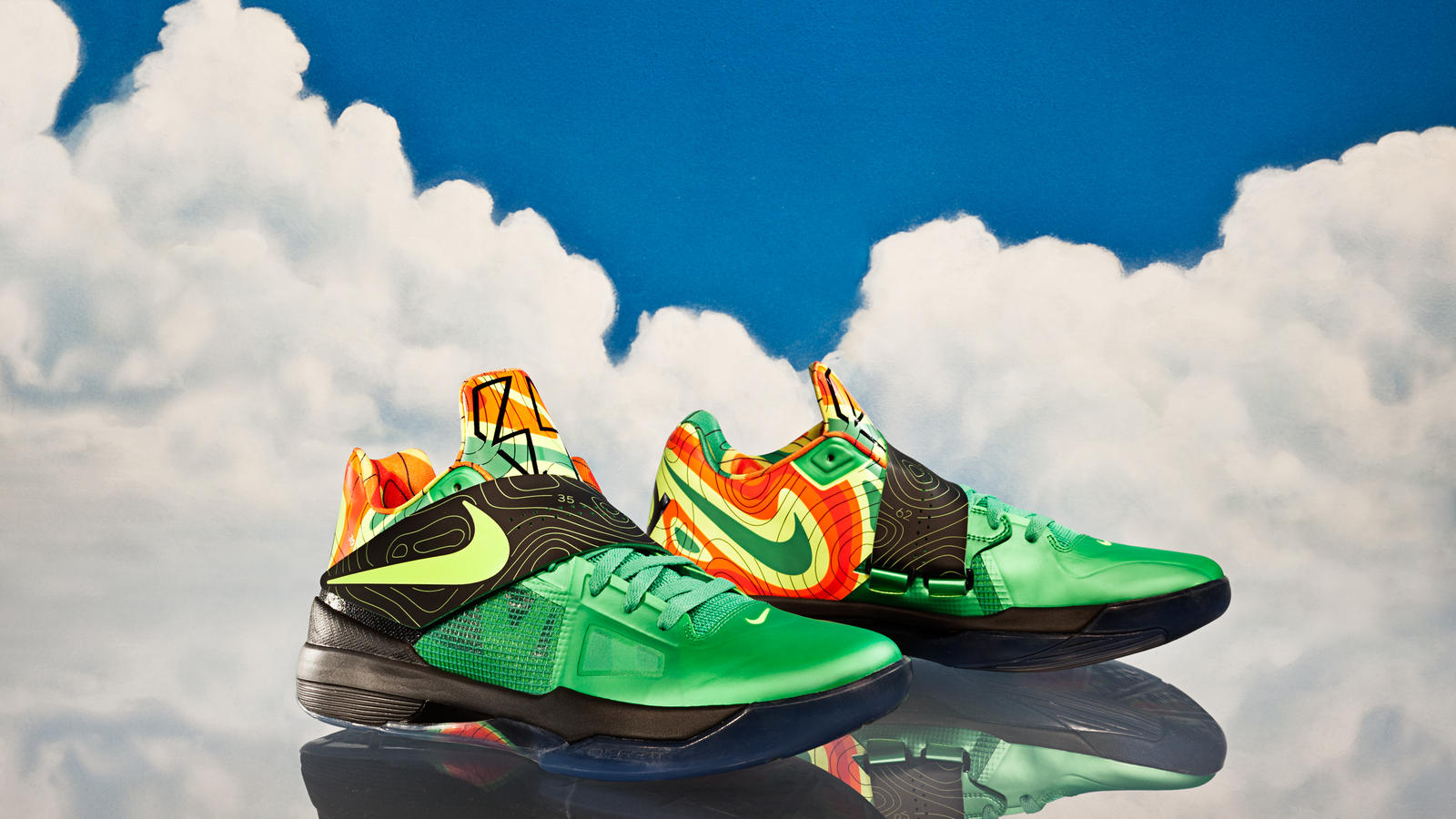 Nike Launches Zoom KD IV \