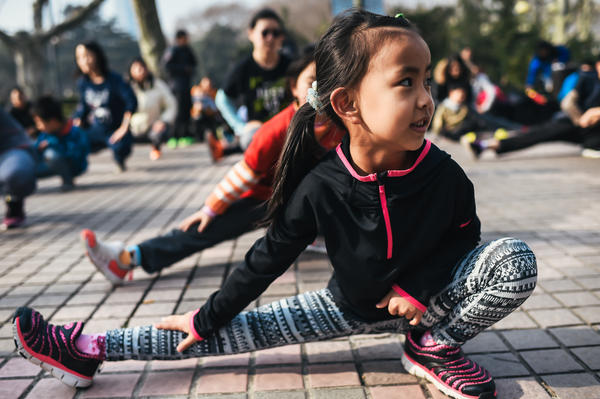 Nike Announces Commitment to Get 2 Million Kids Moving in China