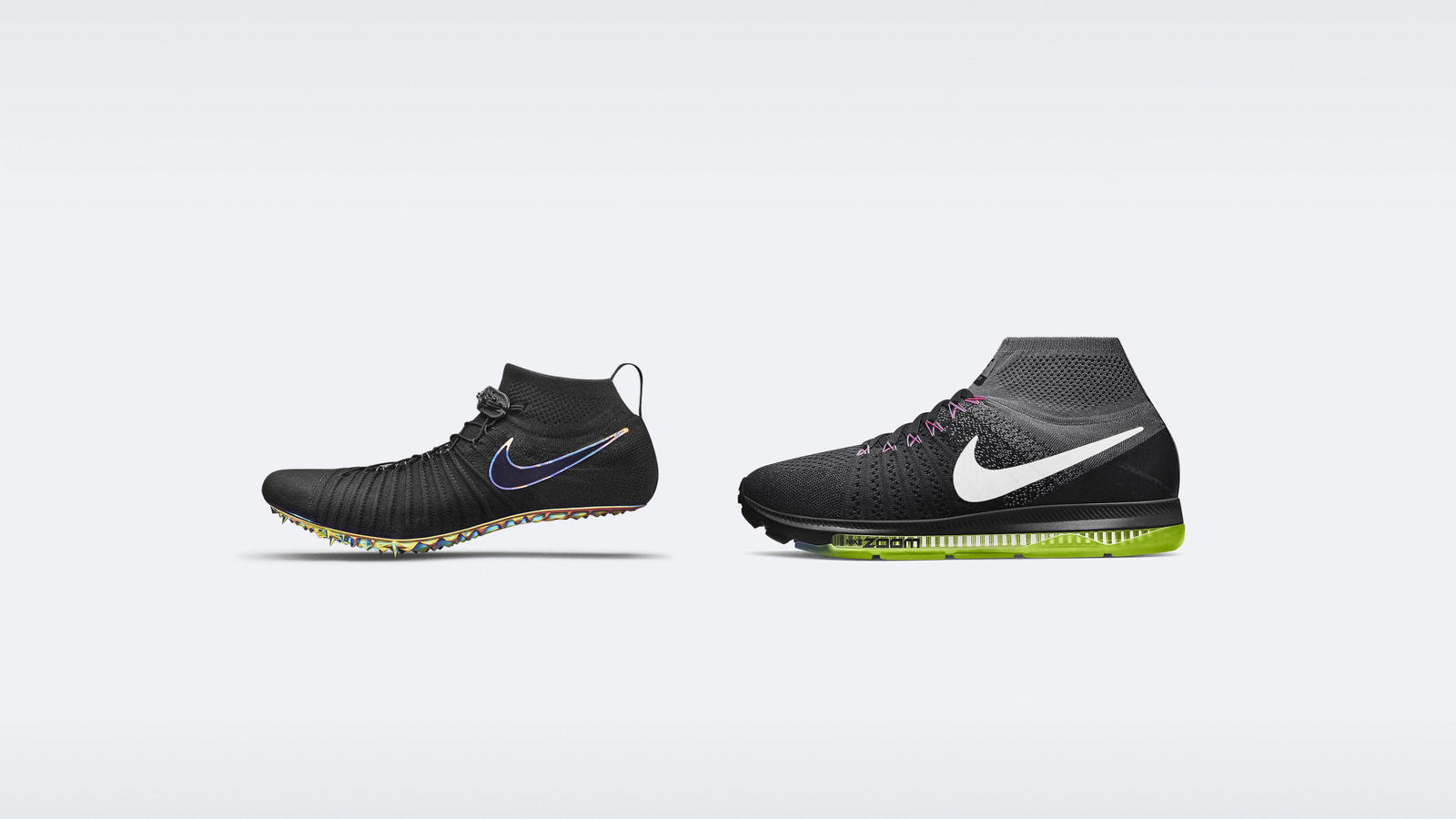 b4155e4b4da Nike Zoom Superfly Flyknit and Nike Zoom Air All Out