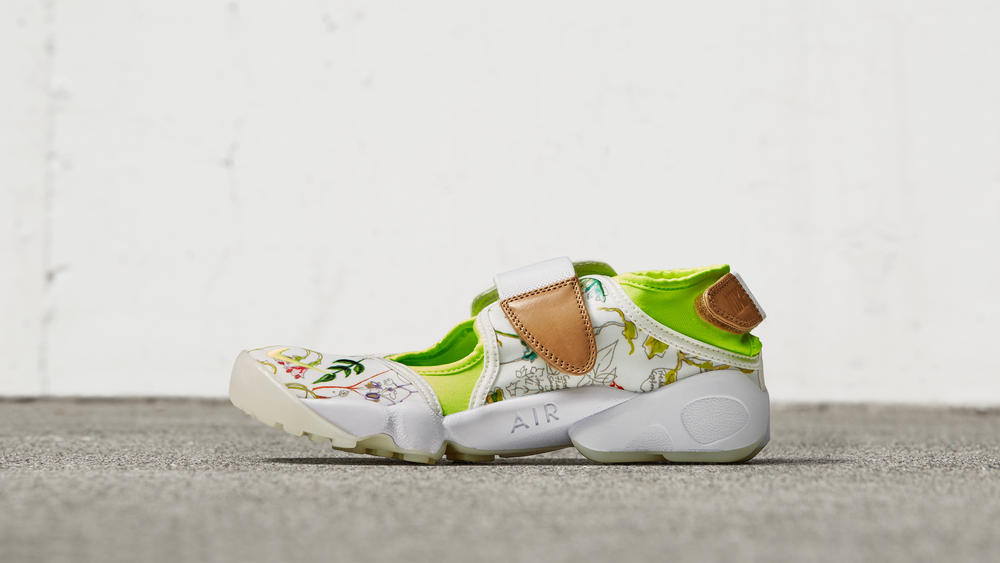 NikeCourt x Liberty Air Rift