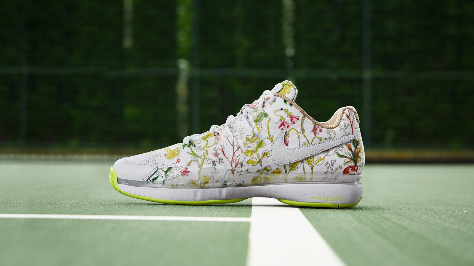 NikeCourt x Liberty Air Zoom Vapor 9.5