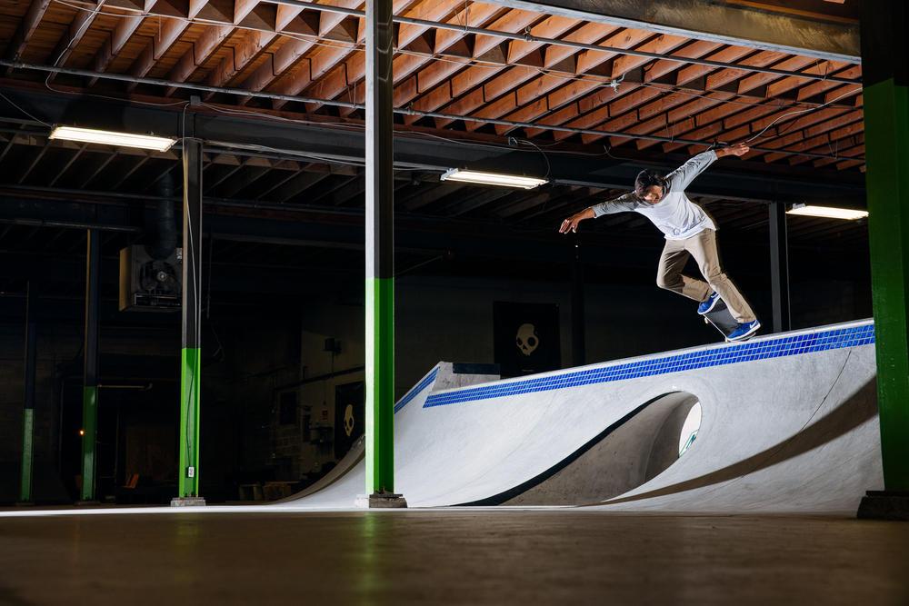 Sean Malto on Go Skateboarding Day