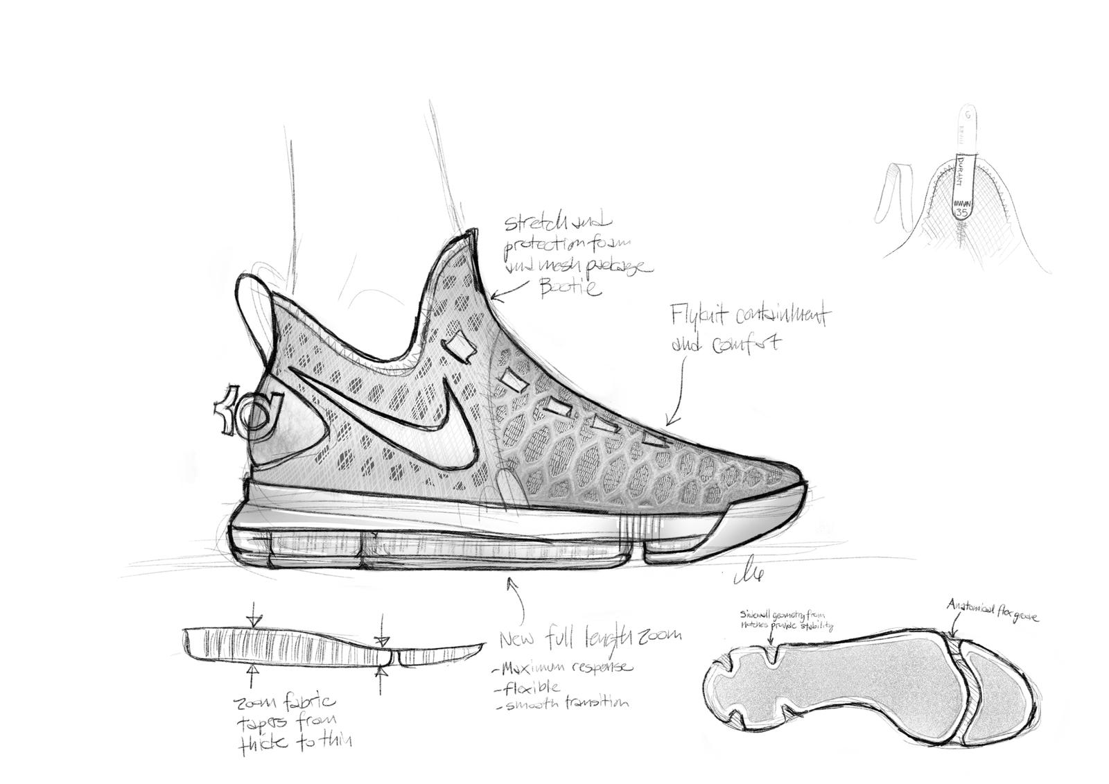 Kevin Durant S Game Changing Kd9 Shoe Nike News