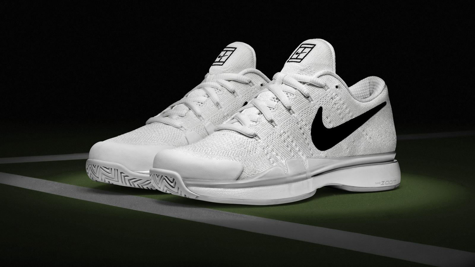 24afd7231b7f5 Fit for Federer: The NikeCourt Zoom Vapor 9.5 Flyknit - Nike News