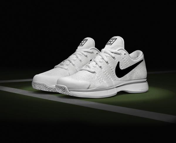 The NikeCourt Zoom Vapor 9.5 Flyknit