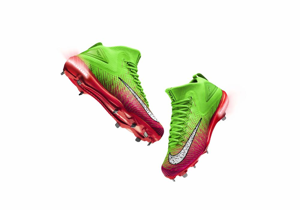 The Nike Zoom Trout 3