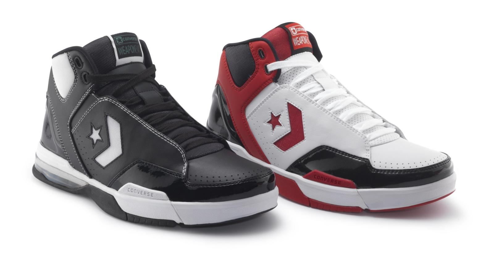 Converse's New Basketball Shoe Features