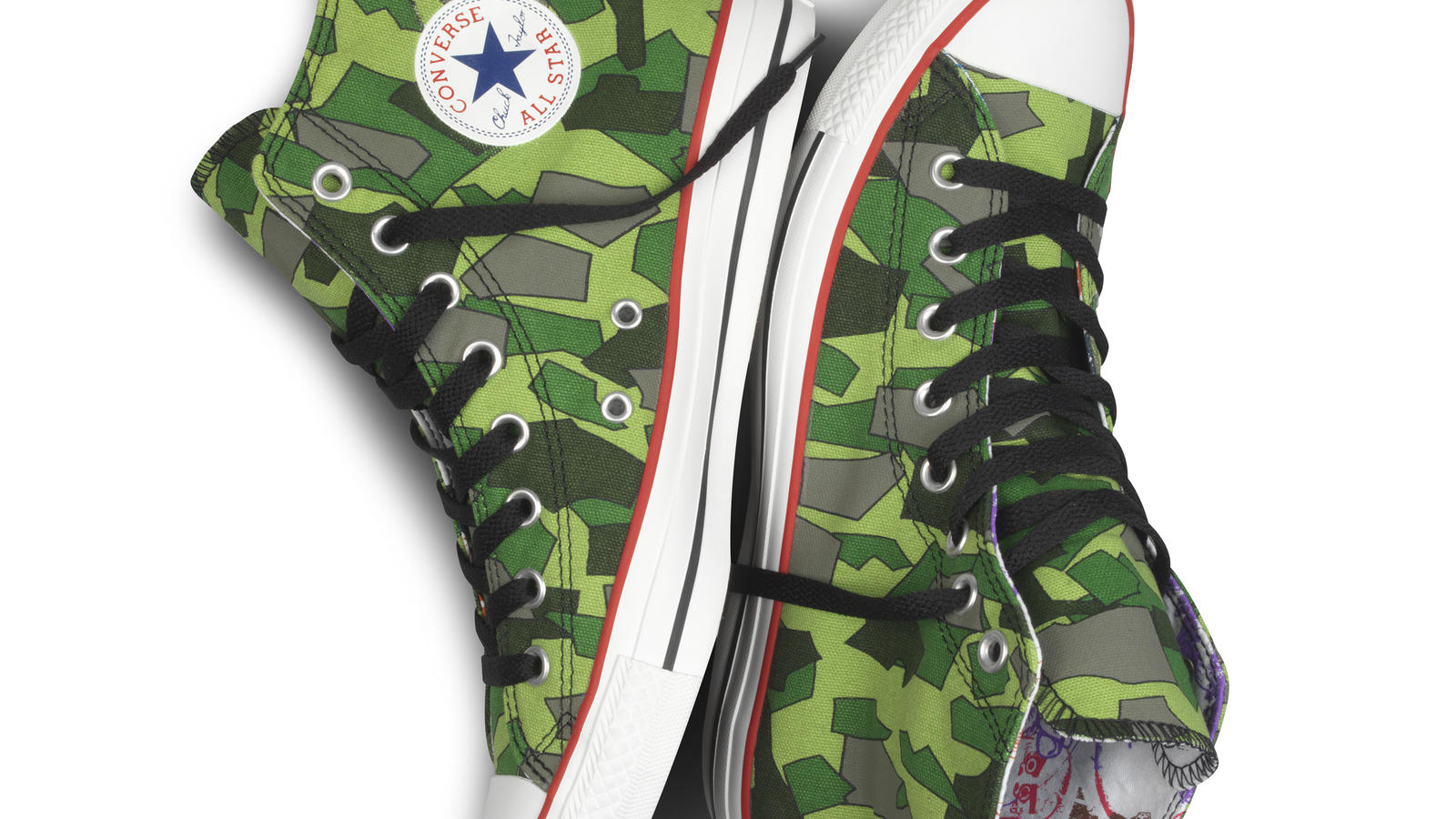 Converse announces new footwear collaboration with virtual band ... 880eef16c