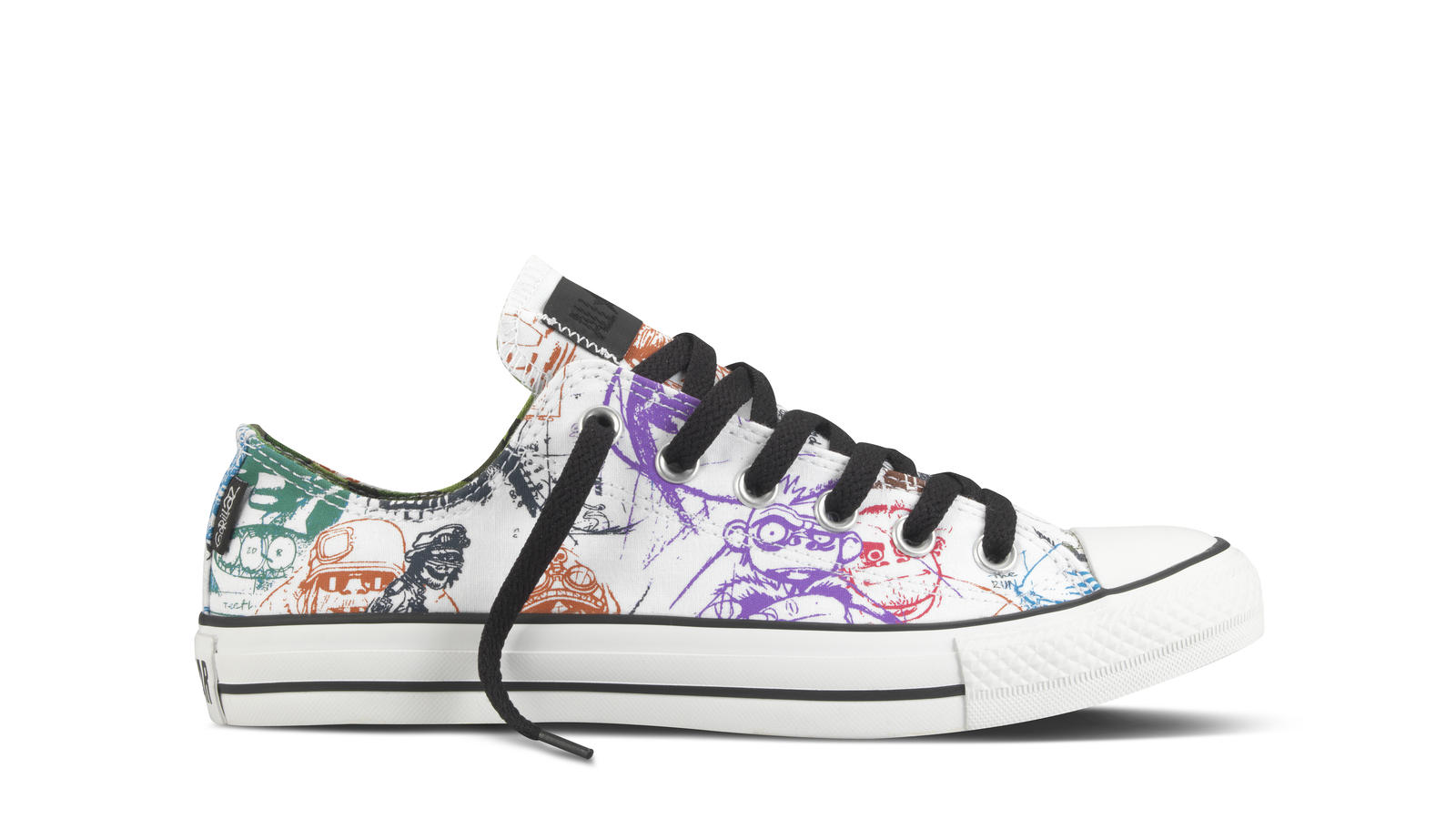 0151b11f9c57 Converse Unveils Spring 2012 Footwear Collection With Virtual Band ...
