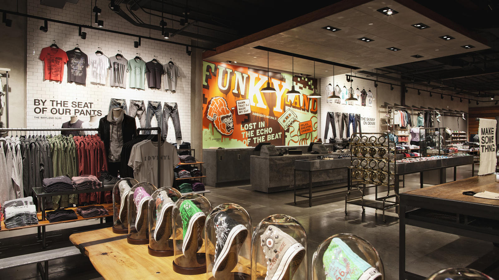 f8ecadcdeca8 Converse opens its first West Coast flagship store in Santa Monica ...