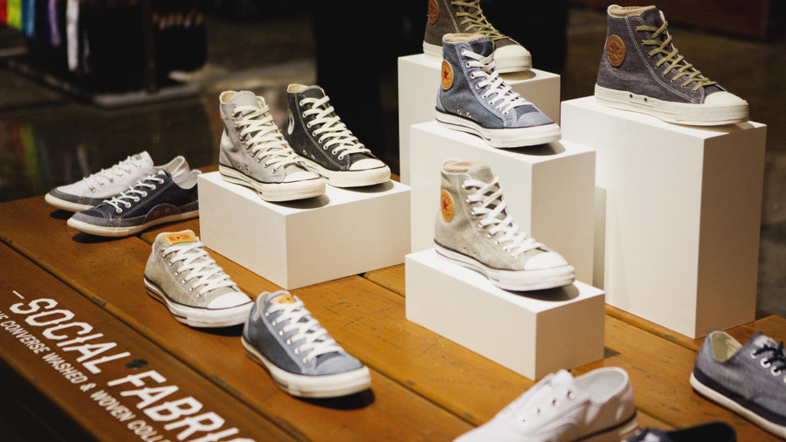 1a7beafe2208b3 Converse Opens Its First Mall-Based Retail Store In New Jersey ...
