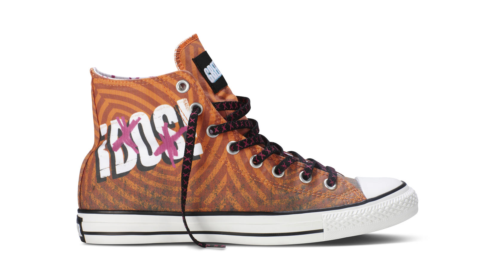Converse Unveils Second Shoe In Chuck Taylor All Star Collection ... 7aa5e0ab5