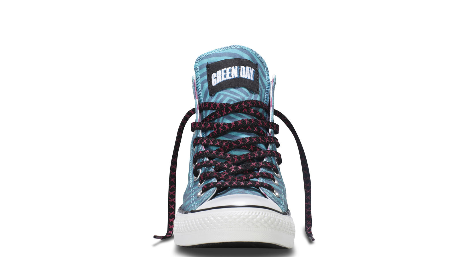 ee9ccb7b4801 Converse unveils latest sneaker inspired by Green Day s album ...
