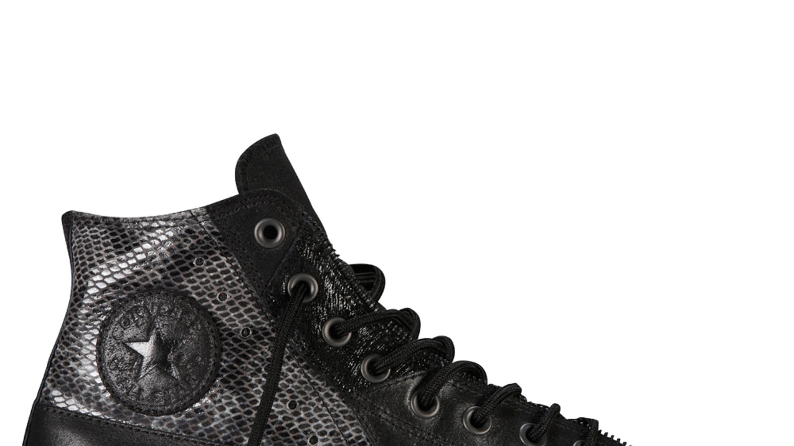 converse limited leather