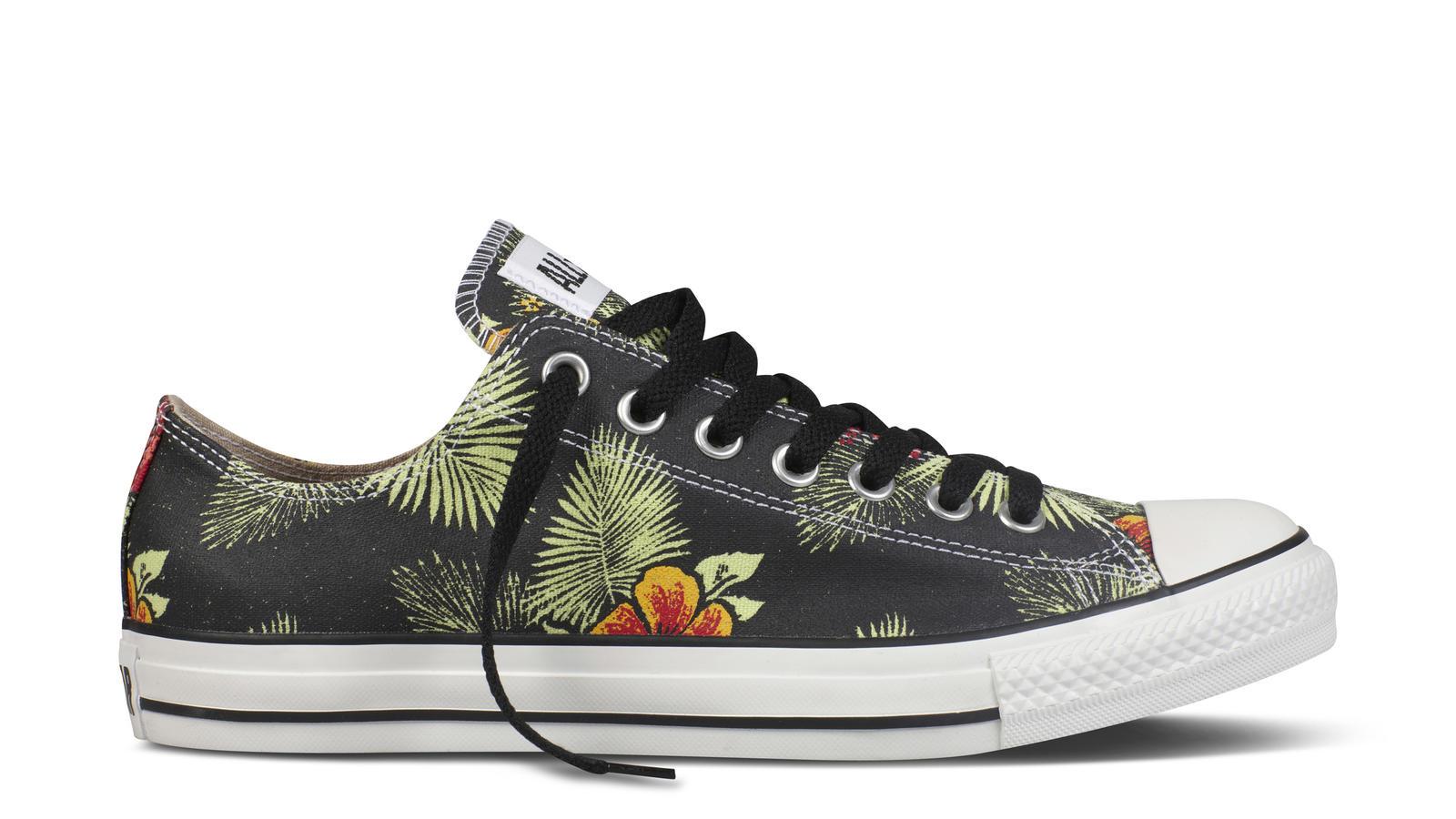 2e4b42b98197 Converse Launches Its Spring Summer 2013 All Star Footwear ...