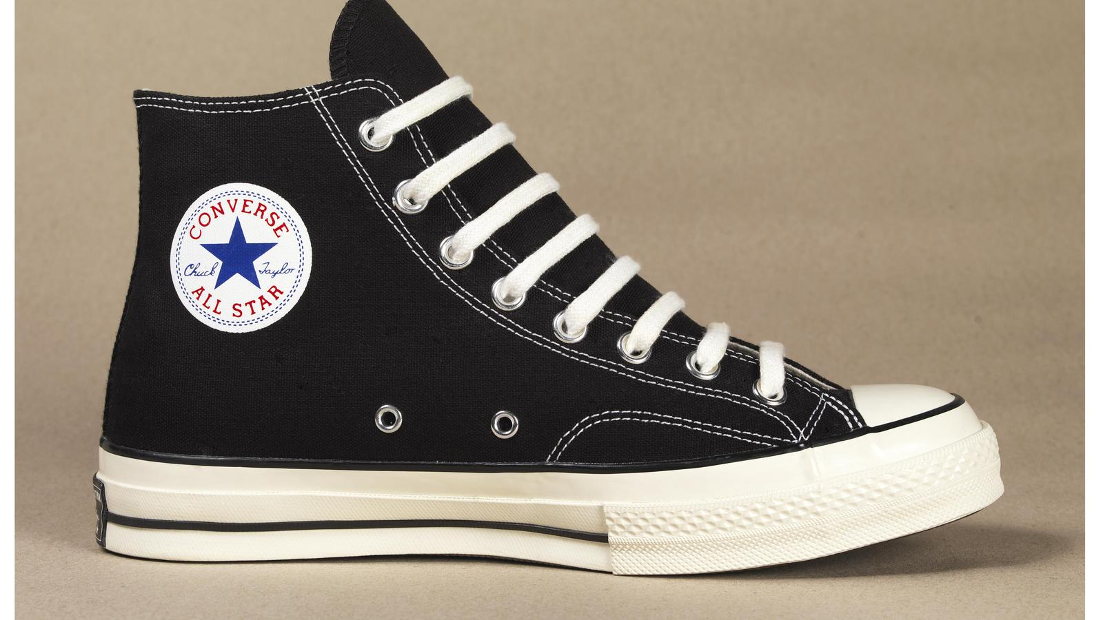 Converse 1970s Chuck Taylor All Star Black Original
