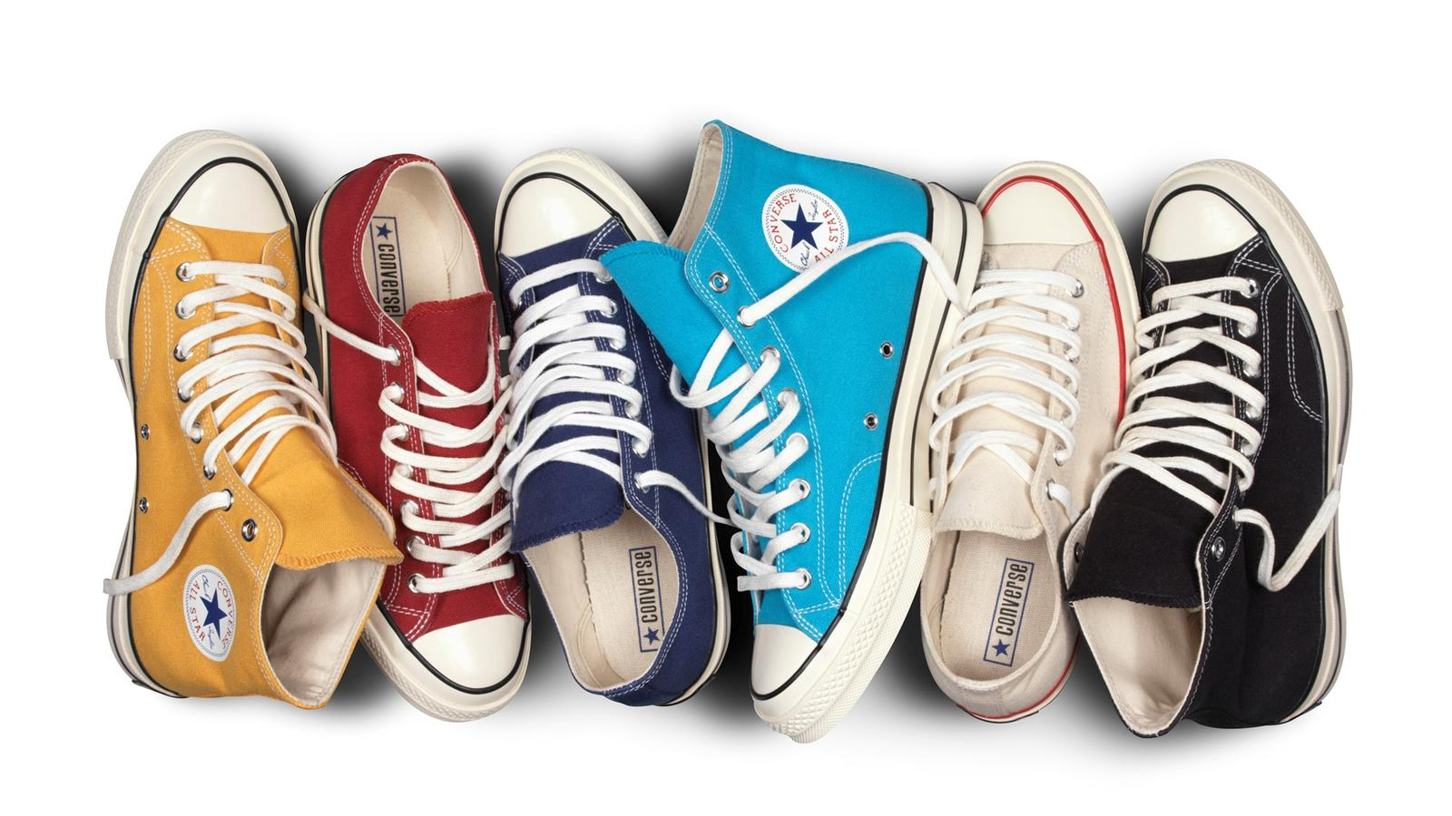 Converse 1970s Chuck Taylor All Star Group Original