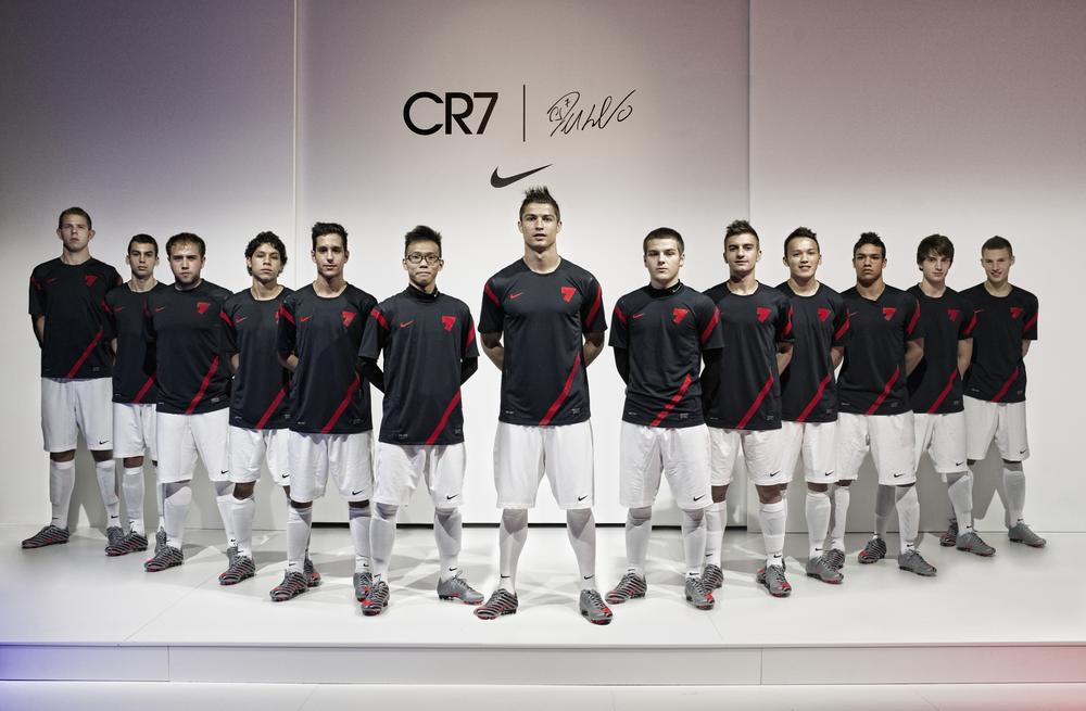 CR7 Collection reflects Cristiano Ronaldo's distinctive style