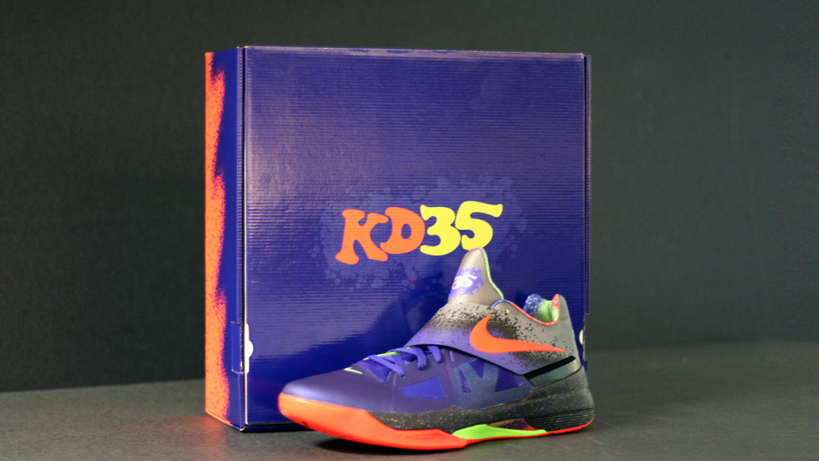 separation shoes 36233 39163 Nike Zoom KDIV Nerf Edition