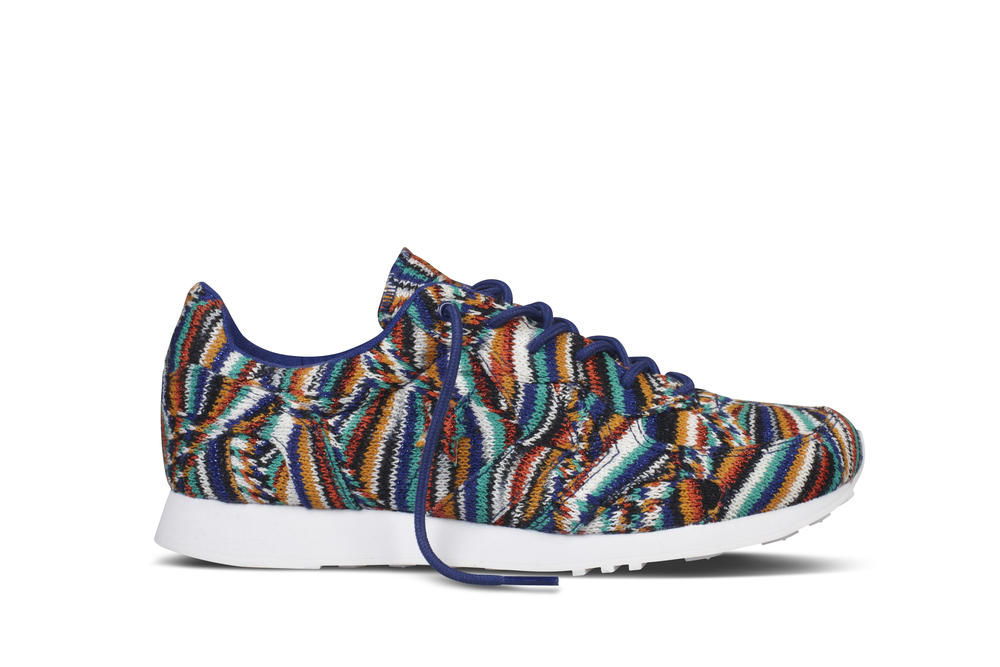 Converse Launches Spring 2013 Missoni For Converse Auckland Racer Collection