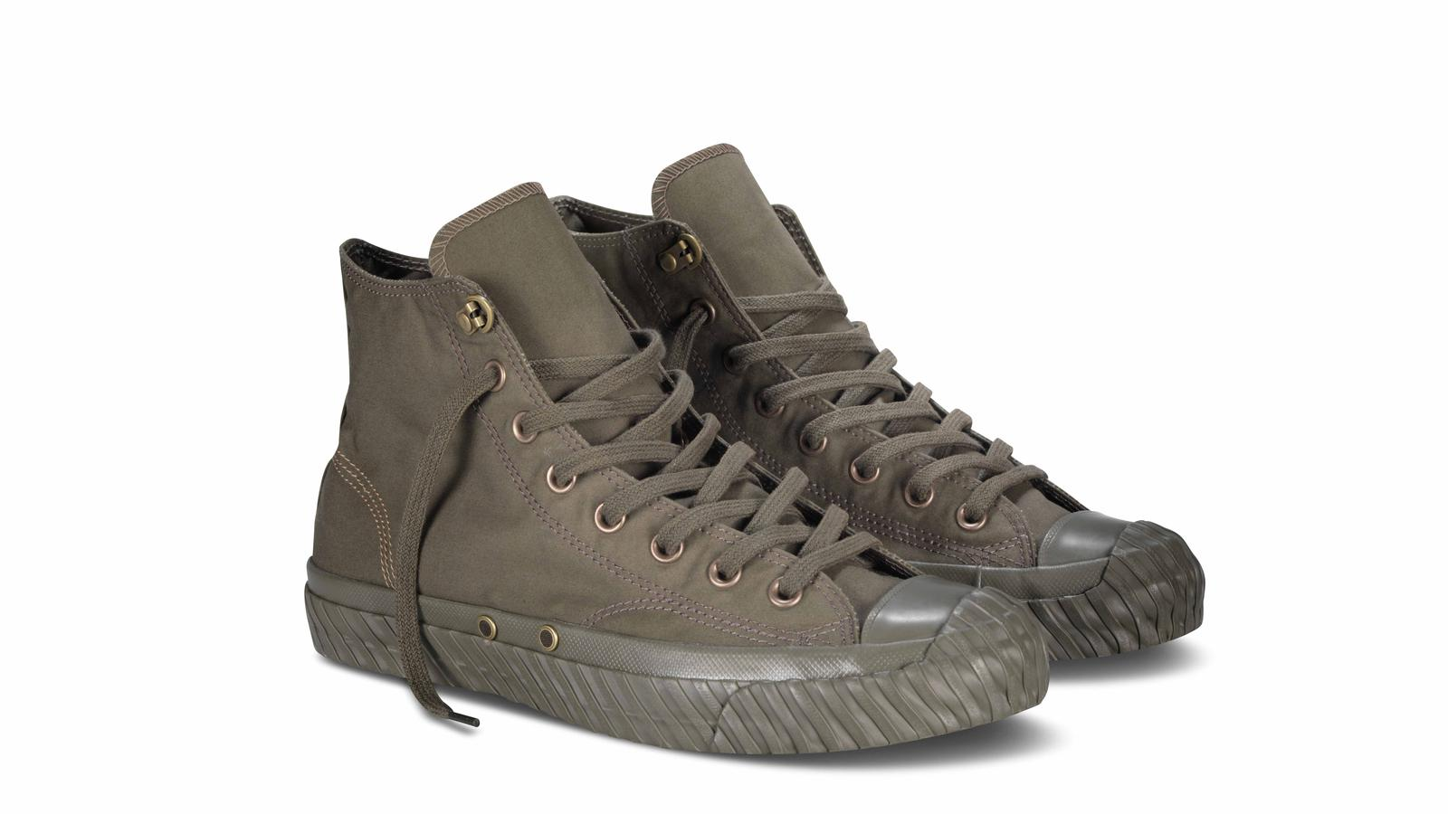 SPRING 2013 NIGEL CABOURN FOR CONVERSE COLLECTION – Sole