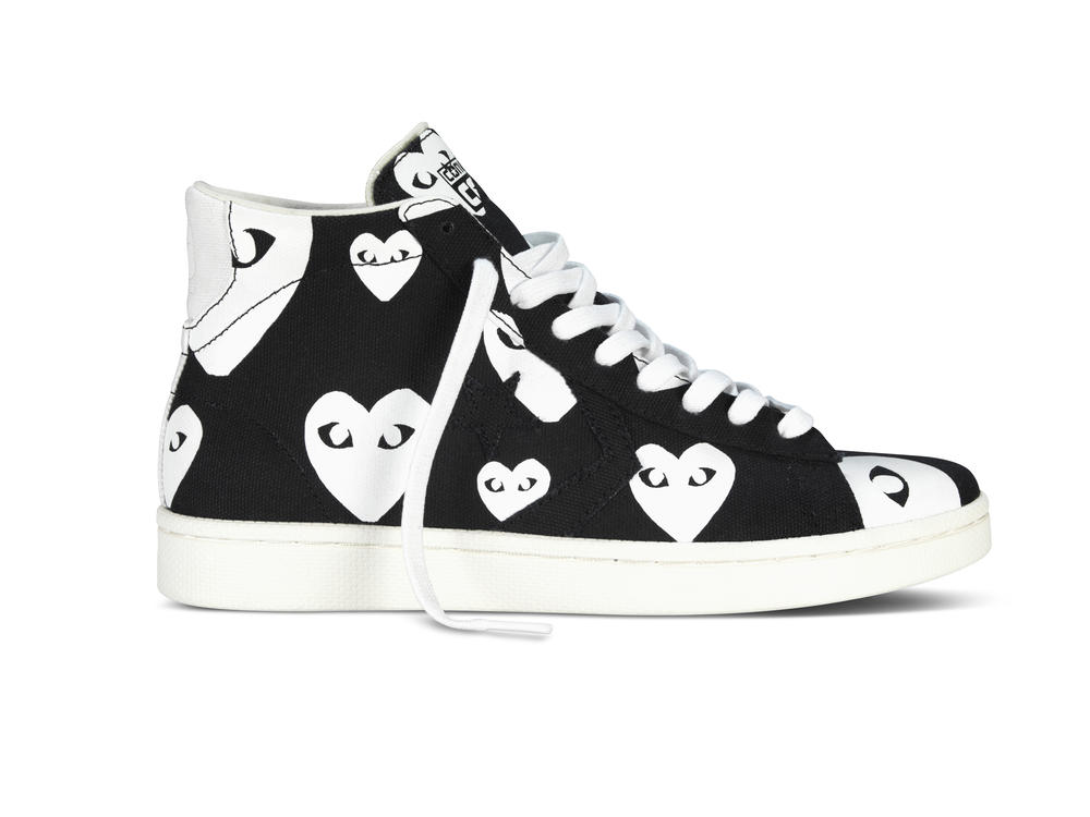 A Playful Collection: Converse Reunites with Comme Des Garçons